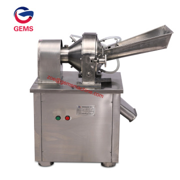 Electric Hemp Grinding Machine for Food