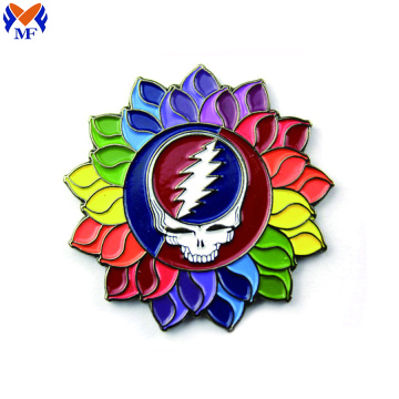 Customized Cartoon Lapel Pin With Soft Enamel Badge