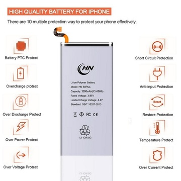 Samsung S8 Plus Battery replacement for  sale