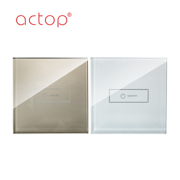 Glass material wall switch,smart switch,touch switch