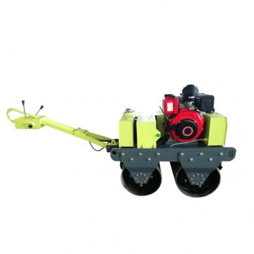 Construction Machinery Mini Vibratory Road Roller Compactor