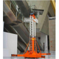 14m High Quality Tilt Type Cylindrical Vertical Manlift
