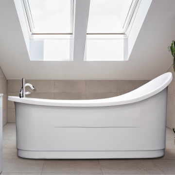 1740*800*900mm Acrylic Bathroom Free Standing Tub