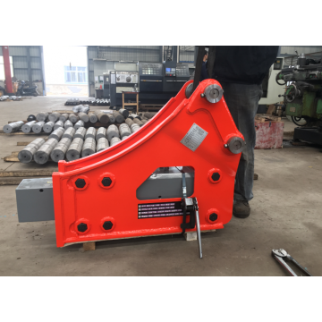 Excavator hydraulic brekaer side type
