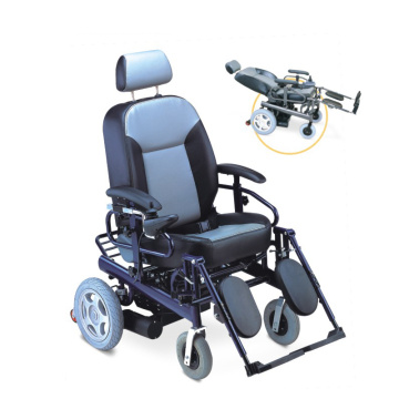 High quality manual travel folding lightweight wheelchair