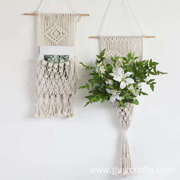 weaving wall hanging pattern