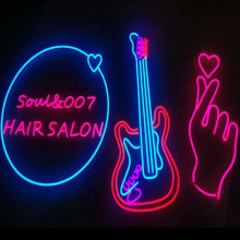 BARRE DE MUSIQUE NEON LIGHT SIGNS