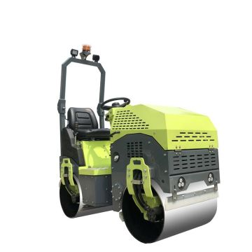 New type HONDA engine road roller