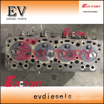 DA220 cylinder head block crankshaft connecting rod