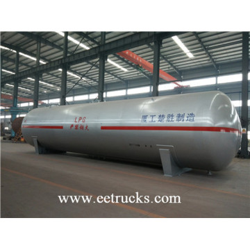 40-50 TON Horizontal Propane Storage Tanks