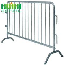 Safety  Rode Traffic Galvanized Temporary Crowd Barrier