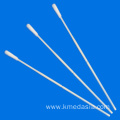 sampling sterile testing oral flocked swabs applicator