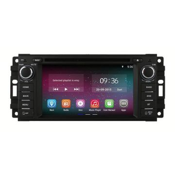 Head unit for Jeep 1din