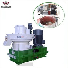 Factory New Design Beech Wood Pellet Machine