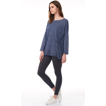 Plain Big Long Sleeves Tee