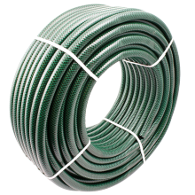 Flexible garden hose for home use