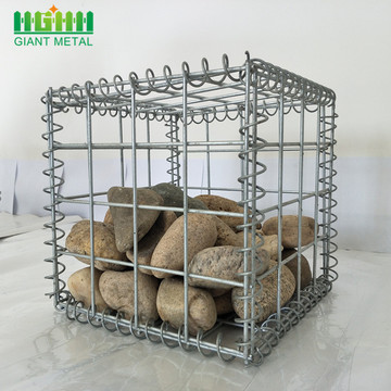 Flood Protective Galvanized Flexible Welded Gabion Box
