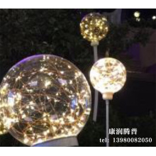 Led Waterproof  Luminous Ball Lights