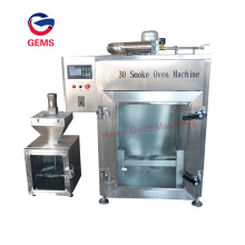YX-30 Model Cold Smoked Salmon Furnace Machine