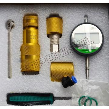Disassembling Measuring Checking Tools for Cat 320D Injector