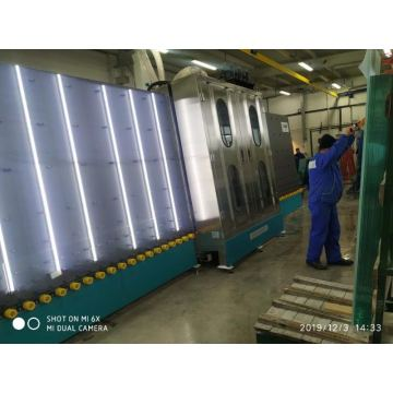 Insulating glass processing machines