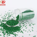injection grade plastic green masterbatch