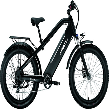 24 Inch Folding Electric Mountain Bike