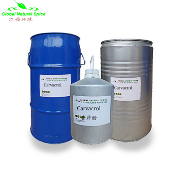 Organic carvacrol from natural extract CAS 499-75-2