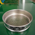 1000 micron  Perforated stainless steel test sieve