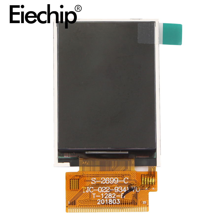 2.2 Inch LCD Display Module ILI9341 240*320 Dots SPI Serial Port 2.2 inch TFT LCD Display Board 240x320 For Arduino LCD Display