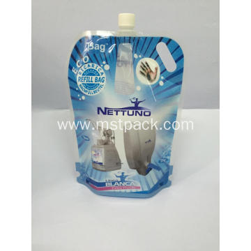 2L Spout Pouch with Handle