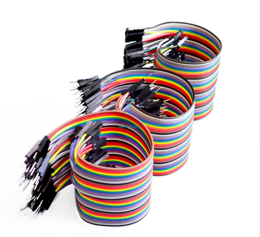 Dupont line 120pcs 10cm 20cm 30cm male to male + male to female and female to female jumper wire Dupont cable