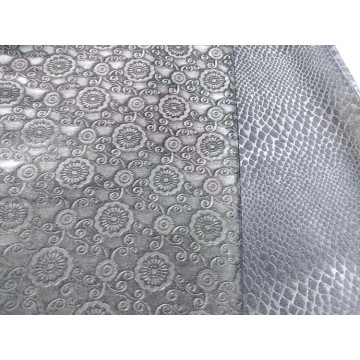 Duppion Sain Embossed Fabric