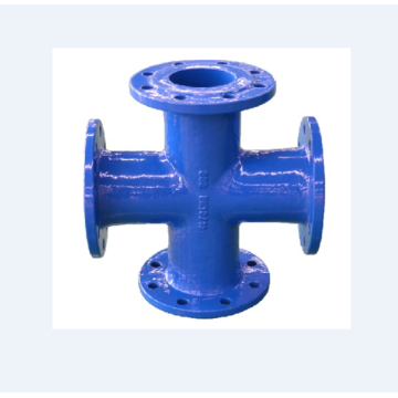 ALL flanged cross ductile iron PVC