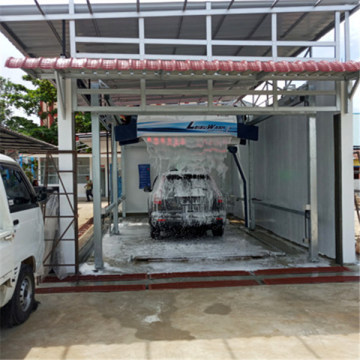 Leisuwash 360 automatic express car wash