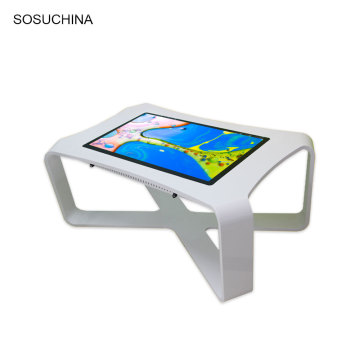 Table tactile interactive de kiosque de 42 pouces