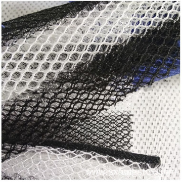 100% Polyester 3D Space Mesh Garment Fabric