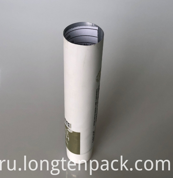 LTP6009 AL round tube with screw cap
