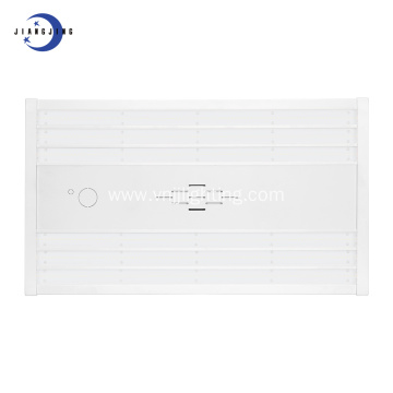 Flat Linear LED High Bay Light with Sensor
