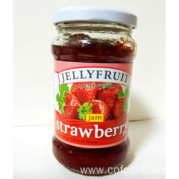 fruit jam strawberry jam blueberry jam orange jam