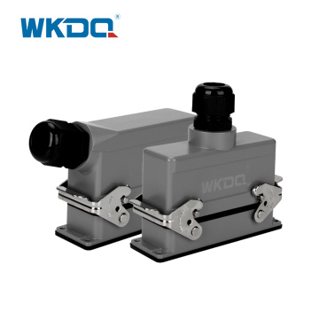 Rectangular Heavy Duty Connector