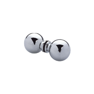 Stainless Steel Ball Knobs for Glass Door