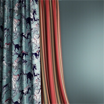 Motorized Window Curtain Drapes