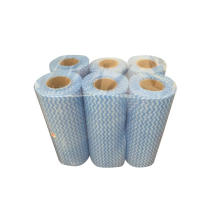 Multi-purpose Cleaning Wipes Non-woven Dry Wipe Roll