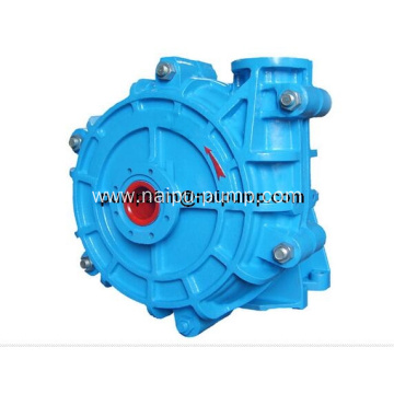 AH bare shaft slurry pump
