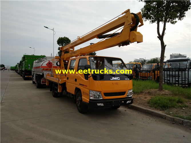 12m Telescopic Aerial Lift Trucks