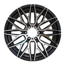 Aftermarket Pickup Rim 6x139.7 Black Machined Face