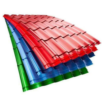 Iron / Metal Roofing Sheets Galvanized Steel Roofing Sheet