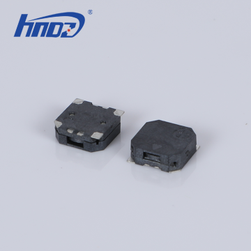 7.5x7.5x2.5mm SMD Magnetic Transducer Buzzer 3.6V
