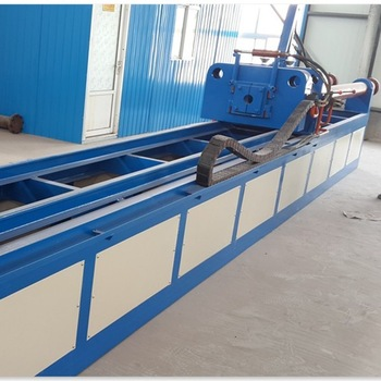High Frequency Hot Forming Mandrel Elbow Machine 1